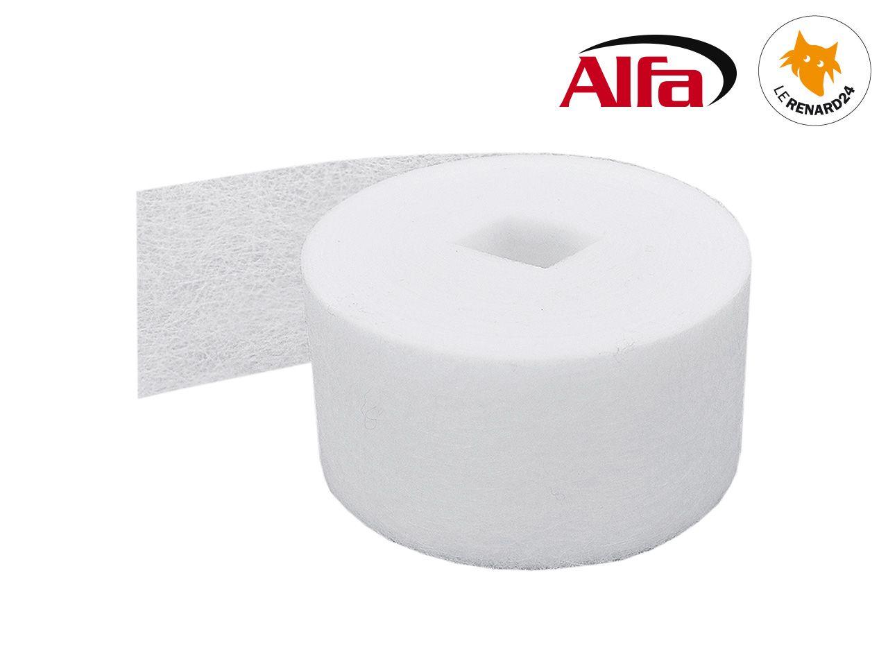546 ALFA - Bande à joint plaque de plâtre en fibre de verre