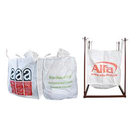 BIG BAG - Sacs de transport pour les chantiers