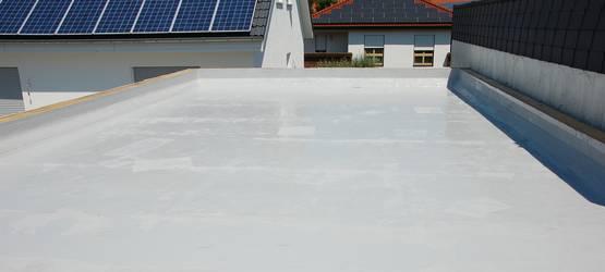 Produits résines d'etanchéité pour toits plats, balcons, terrasses et sols