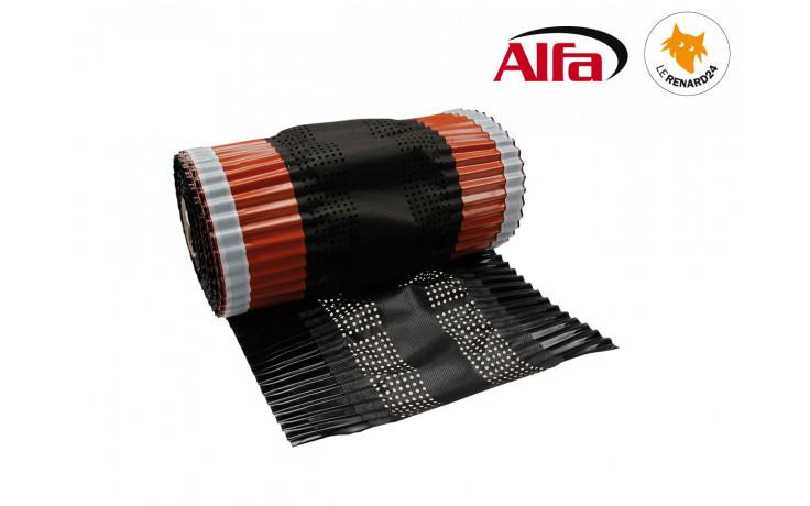 123 ALFA - Closoir pour faîte sur rouleau pour arête «PREMIUM»