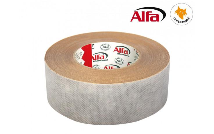 Ruban adhésif en textile tissé pour réparer joint du pare vapeur - ALFA «SP Tape»