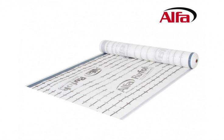 Adapte l'humidité, inhibiteur de diffusion, frein vapeur multi emploi avec ruban adhésif
