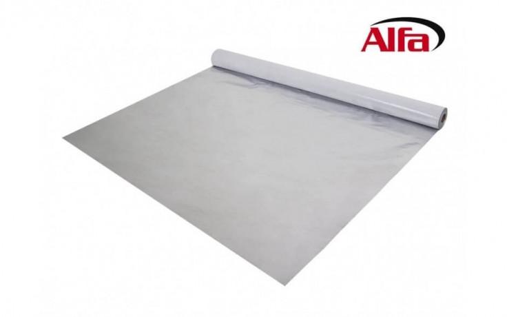 181SK ALFA - Rufol ALU SD 3000 - Pare vapeur en aluminium