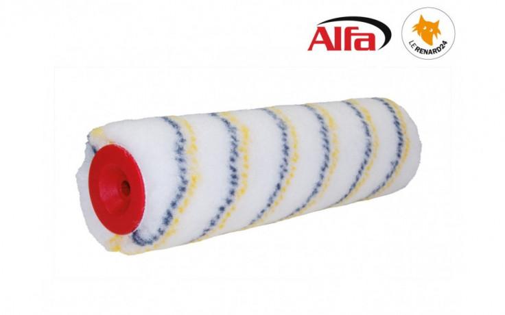 Particulièrement résistant ce rouleau pour vernis en fils nylon hauts
