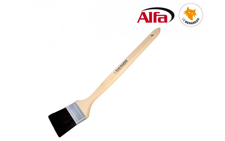 476 ALFA - Brosse pour façades coudée «PremiumLine»