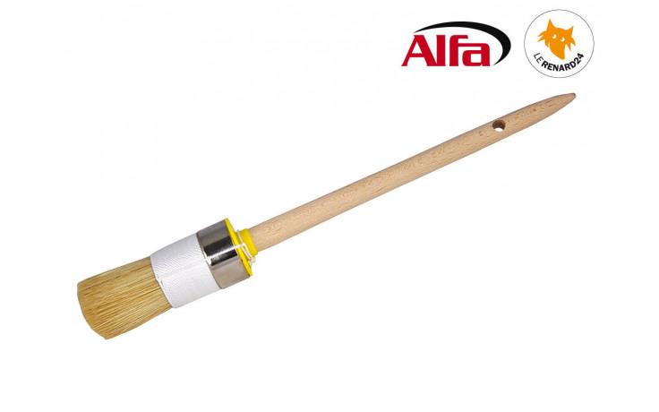 ALFA - Brosse à rechampir