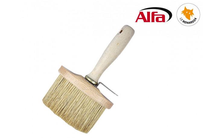 491 ALFA - Brosse à lasurer de forme ovale «PremiumLine»