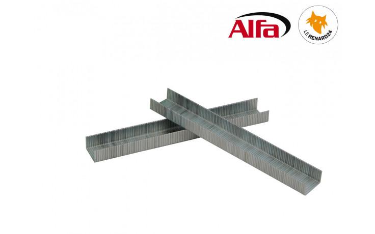 666 ALFA - Agrafes pour scab marteau agrafeur 11