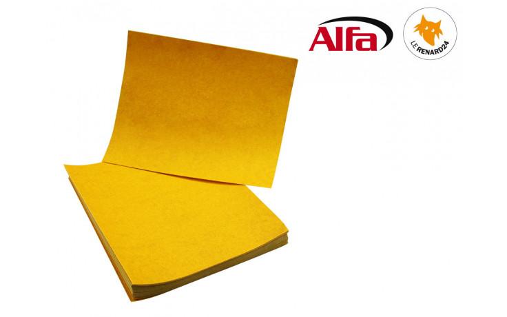 683 ALFA - Feuilles papier abrasif