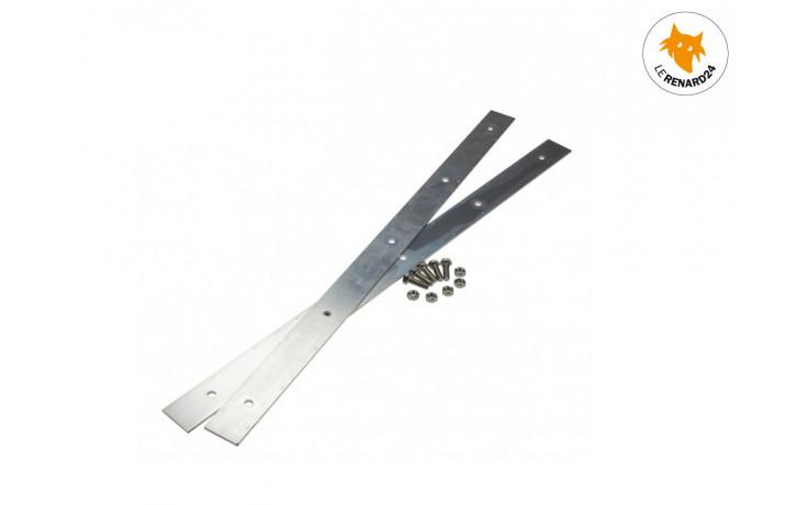 Résistance mécanique extrême - 100% aluminium