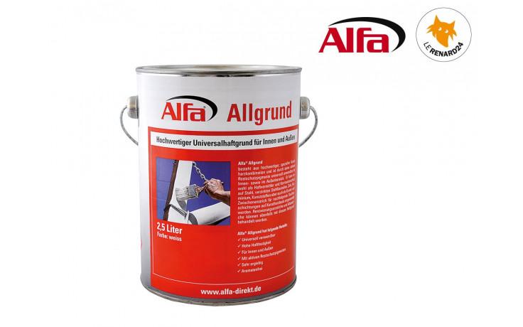 771 ALFA - Primaire en résine synthétique «Allgrund»