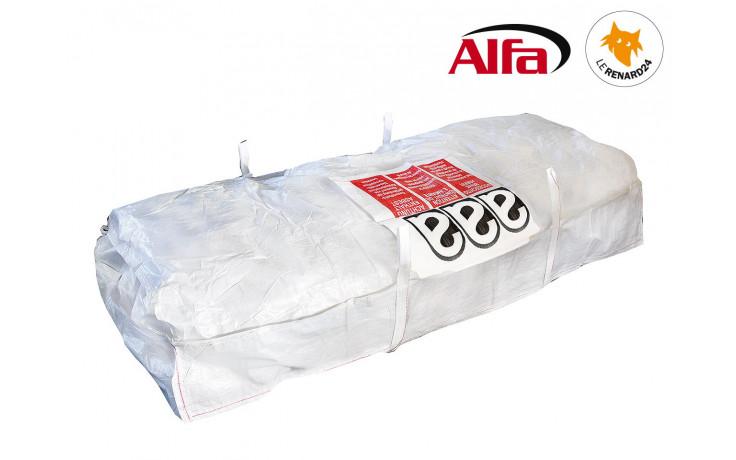 ALFA - Sacs à plaques de couvertures pour éliminer de l´amiante