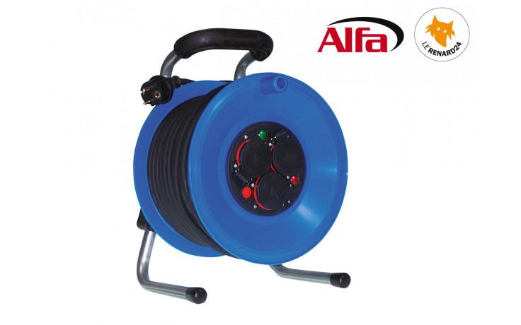 ALFA - Enrouleurs de câble électrique de chantier