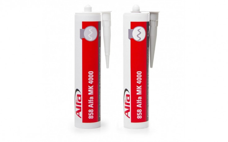 858 ALFA «MK 4000» - Colle mastic polymère professionnel multi-usage «MK 4000»