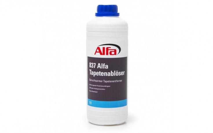 837 ALFA - Décolleur surpuissant pour papier peint et tapisserie