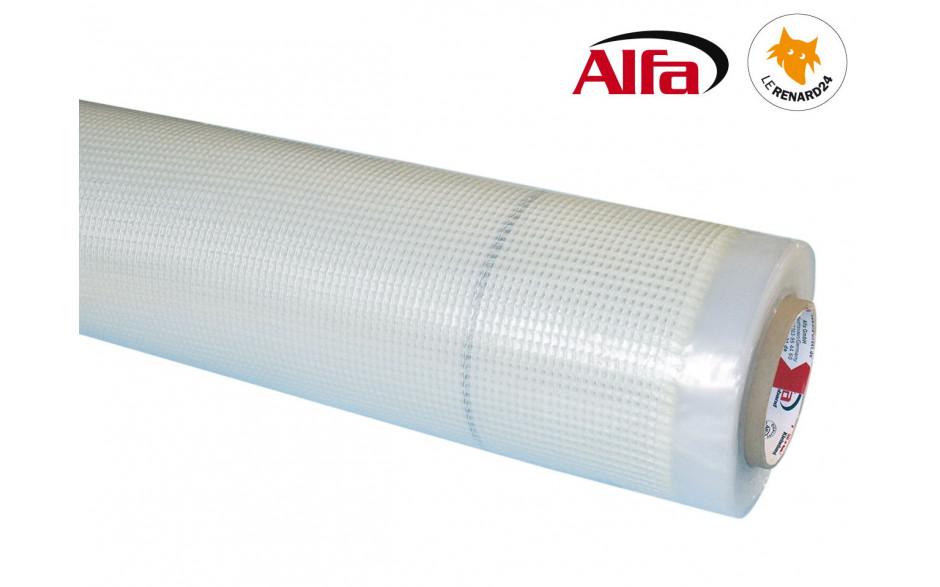 ALFA - Film-grille de renforcement et de fixation - intérieur