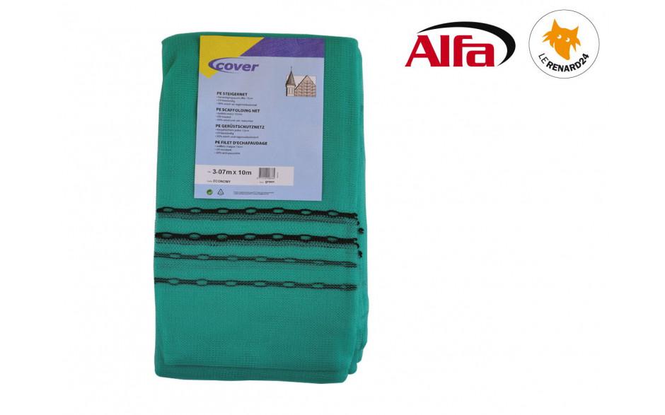 428 ALFA - Filet d'échafaudage pour façades