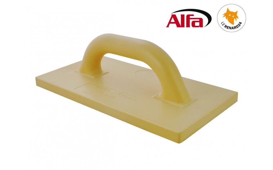 445 ALFA - Taloche de plâtrier en polyuréthane «PU»