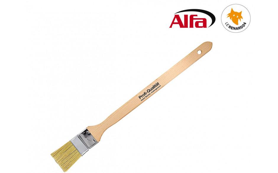 475 ALFA - Queue de morue radiateur coudée sur chant - Standard «ALLROUNDLine»