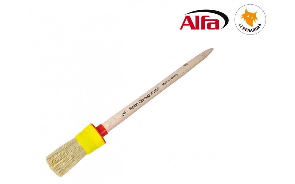 487 ALFA - Brosse ronde - Universelle «ALLROUNDLine»