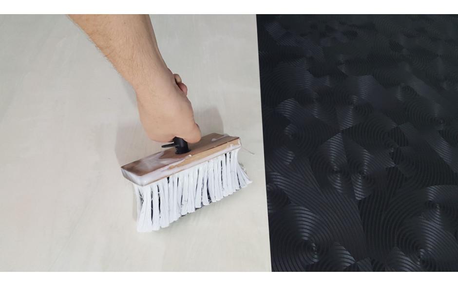 492 ALFA - Brosse a encoller pour papier peints