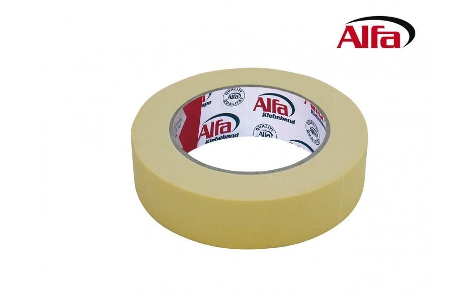 511 ALFA  - Ruban adhésif de masquage peinture en papier crêpé fin «Feinkrepp Easy»