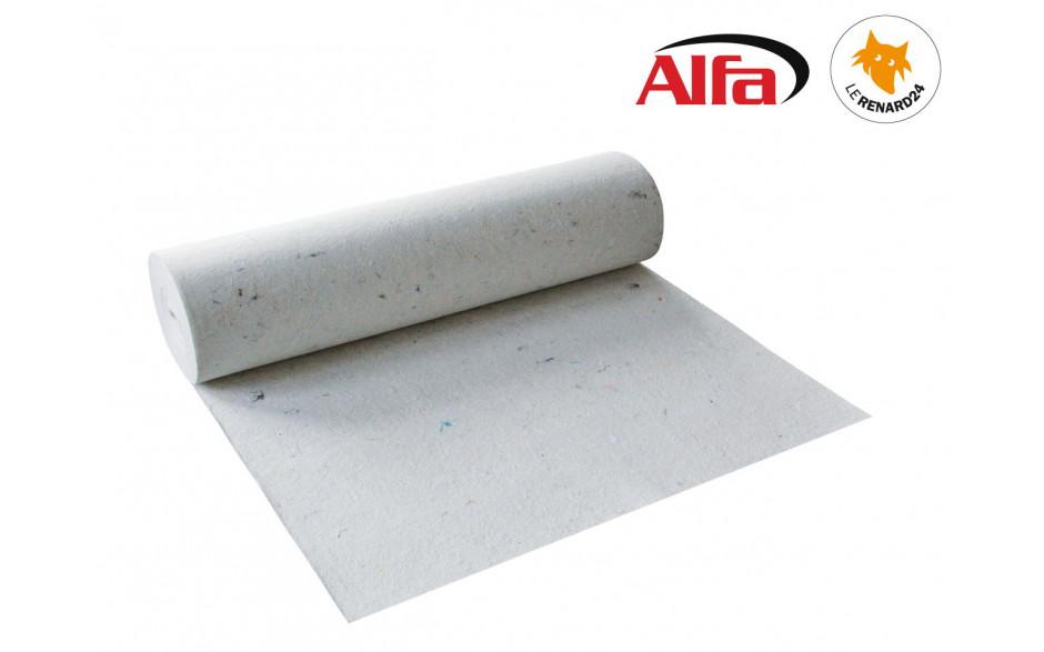Toile de protection, absorbante, anti dérapante en 360 g/m²