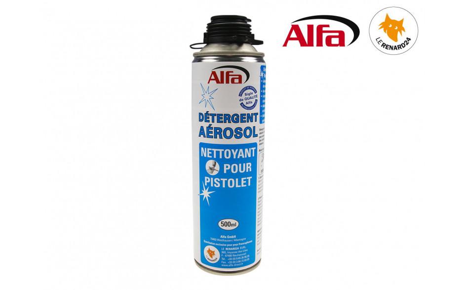 618 ALFA - Cleaner nettoyant pour pistolet à mousse polyuréthane
