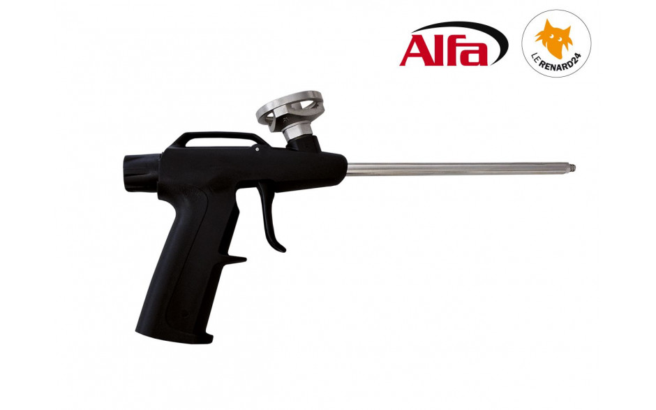 pistolet mousse polyur thane alfa 619. Black Bedroom Furniture Sets. Home Design Ideas