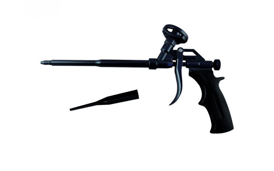 pistolet mousse polyur thane premium black. Black Bedroom Furniture Sets. Home Design Ideas