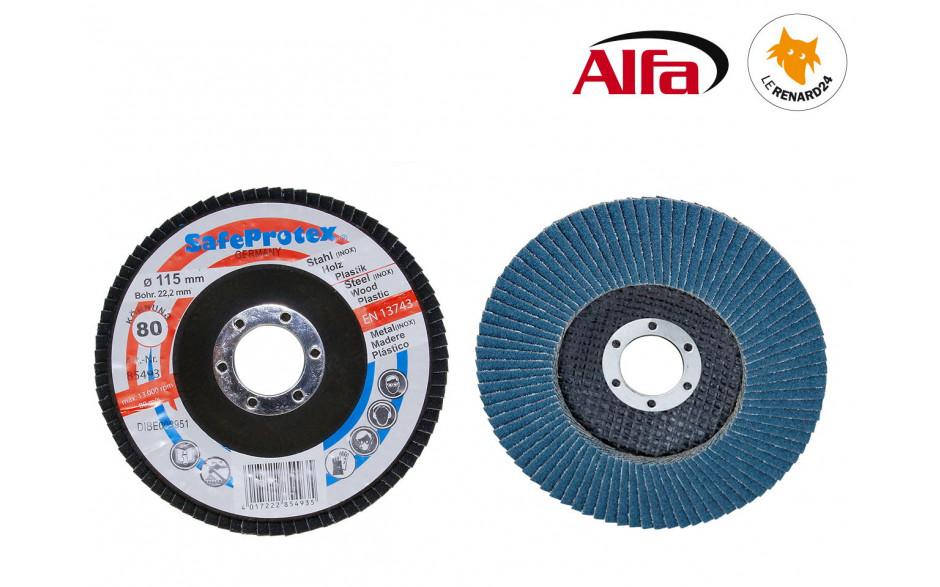 691 ALFA - Disque abrasif à lamelles