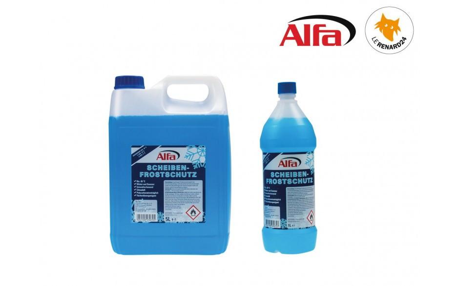 Protection antigel à diluer, odeur très agréable