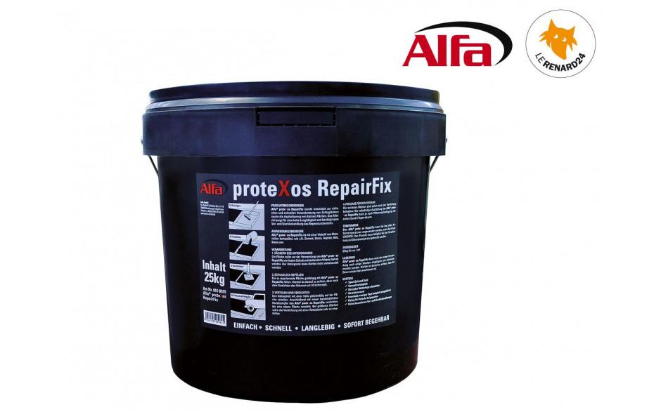 810 ALFA «proteXos RepairFix» - Enrobé à froid pour bitume