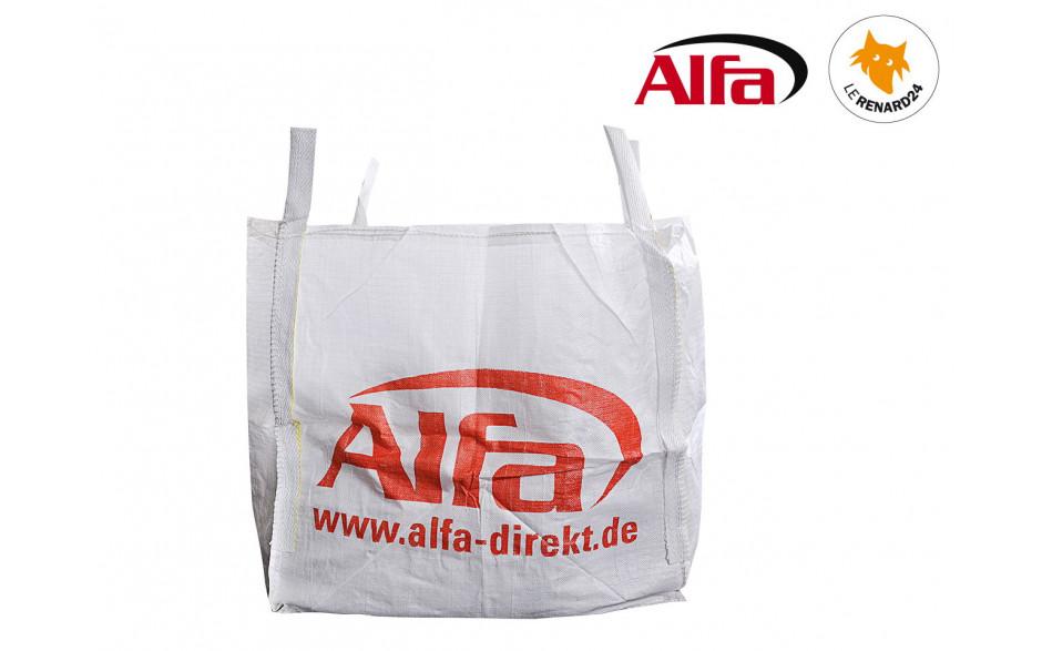 ALFA - BIG-BAG «STRONG» (extrême stabilité et solidité, hyper résistant jusqu´à 1500 kg)
