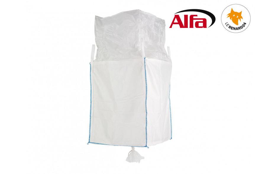 ALFA - BIG-BAG avec jupe, doublure haute et ouverture au fond du sac