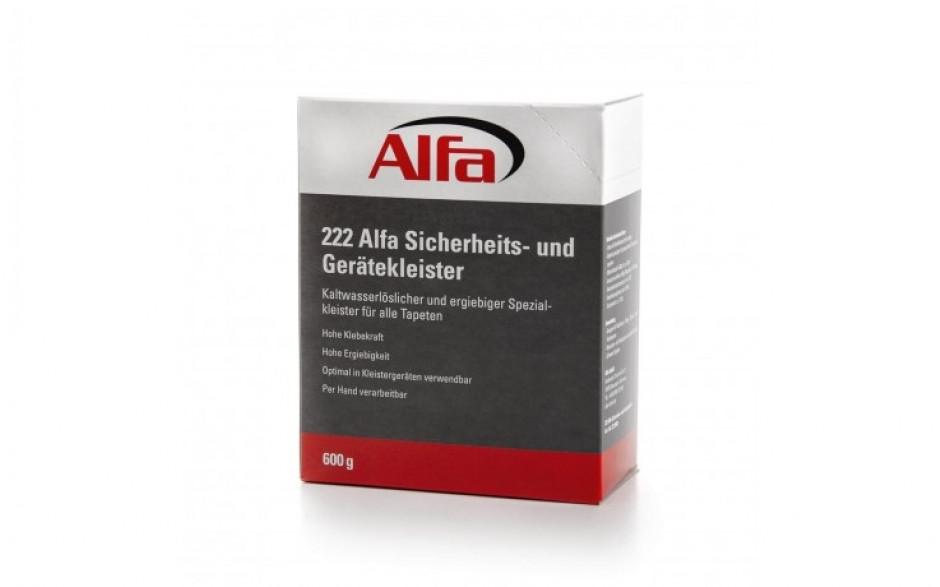 222 ALFA - Colle spéciale pour papiers peints
