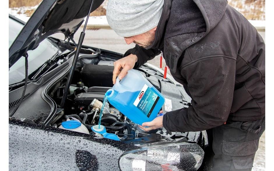 ALFA 748 - Liquide lave glace voiture «PREMIUM»