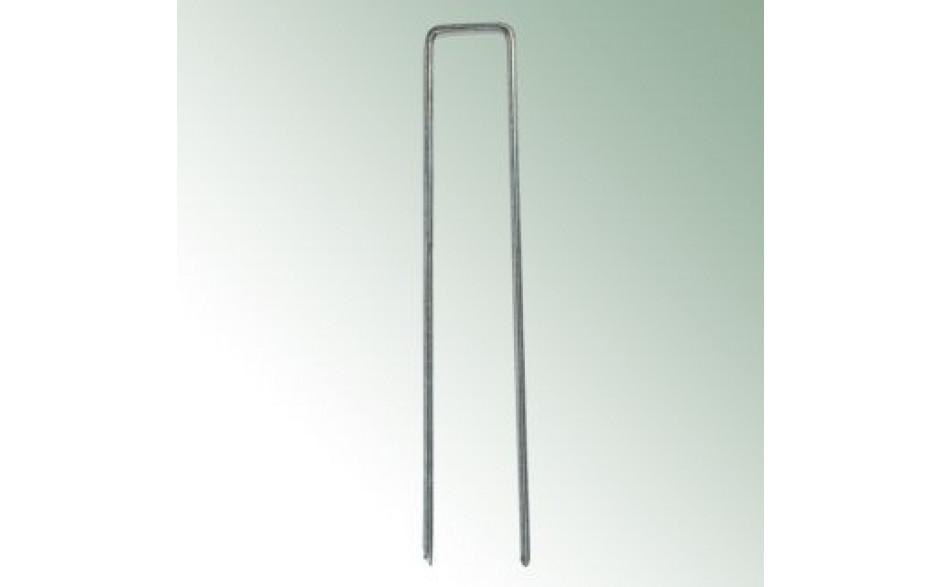 R 450589 - Piquets de fixation en métal galvanisé de 200 mm