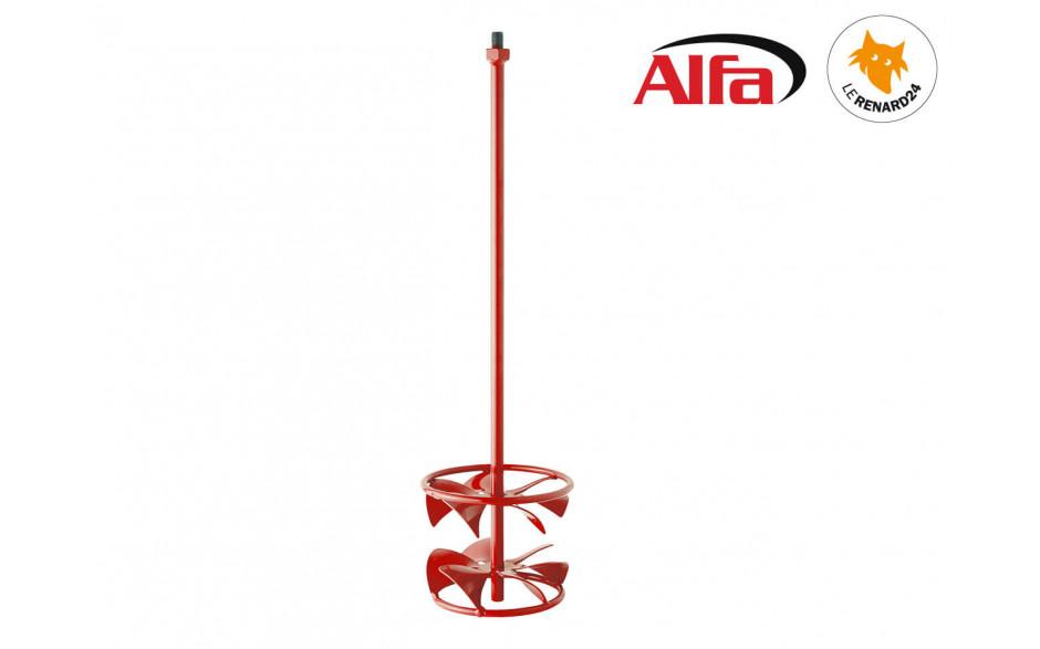 889 ALFA - Turbine pour malaxeur série DLX «Matériaux fluides»