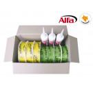199 ALFA - Paquet assortiment «TOIT» (suffit pour 1 toit env.)