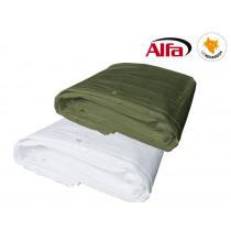 424 ALFA - Bâches de protection 150 g/m²