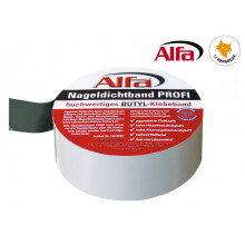 120 ALFA «NagelPROFI» - Ruban d'étanchéité Butyl