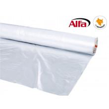 420 ALFA - Bache de protection en rouleau polyéthylène (50 μm)