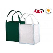 ALFA - BIG-BAG «MINI» blanc ou vert