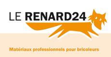 Le RENARD24 - Matériaux professionels pour bricoleurs